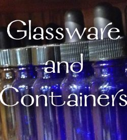 Glassware and Containers