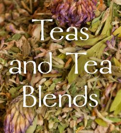 Teas and Tea Blends