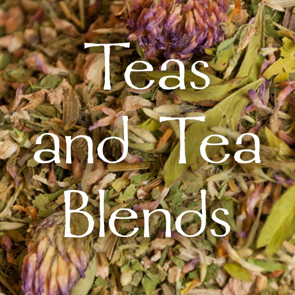 Teas and Tea Blends