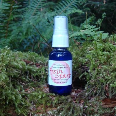 Fresh Start Aromatherapy Spray